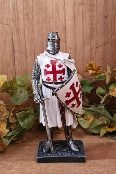 Ritter des Heiligen Grab zu Jerusalem - handbemalt