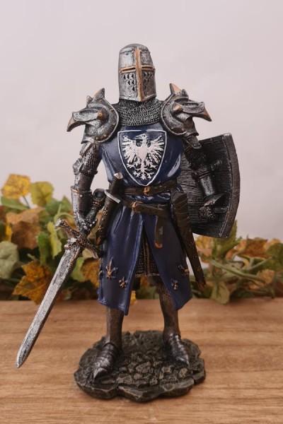 Fantasy Greifen Ritter - handbemalt