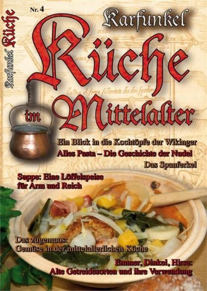 Karfunkel Küche im Mittelalter Nr. 4 Die Kochtöpfe der Wikinger