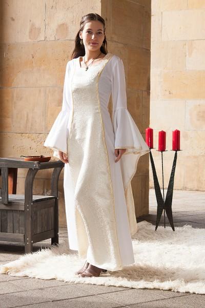 Mittelalter Hochzeitskleid Lauretta