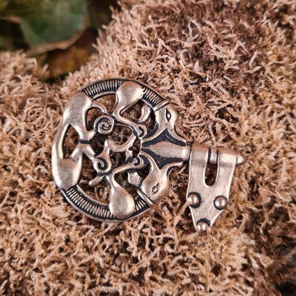 Wikinger Schlüssel Klyne Mose aus Bronze - Replik