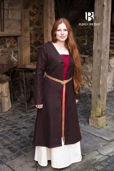 Wikinger Birkamantel Aslaug aus Wolle von Burgschneider