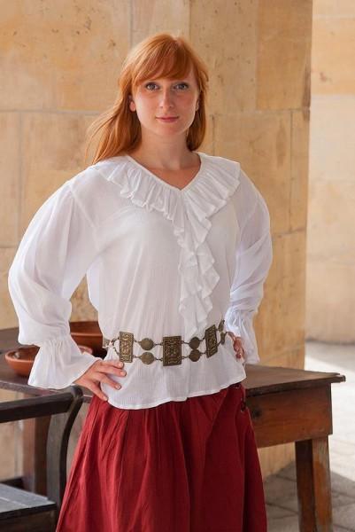 Mittelalter Bluse Eileen