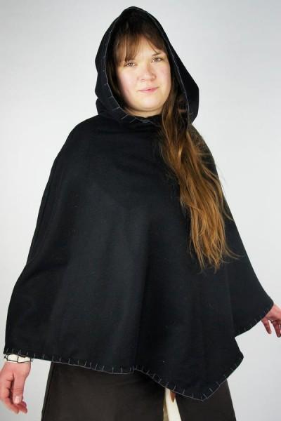 Mittelalter Gugel Egil aus Wolle