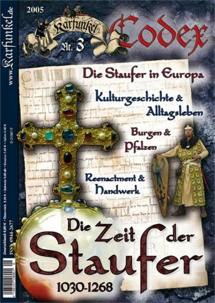 Karfunkel Codex Nr. 3 Die Staufer