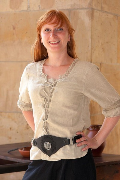Mittelalter Bluse Daria