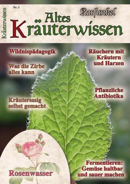 Karfunkel Altes Kräuterwissen Nr. 3