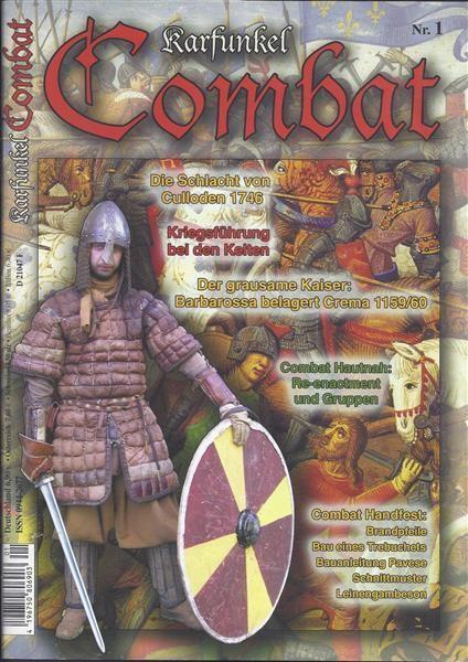 Karfunkel Combat Nr. 1 - Axt, Barbarossa & Kelten