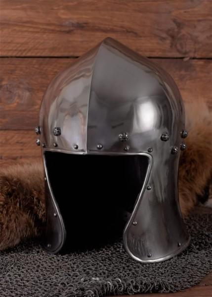 Mittelalter Beckenhaube - Replik