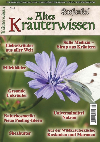 Karfunkel Altes Kräuterwissen Nr. 5
