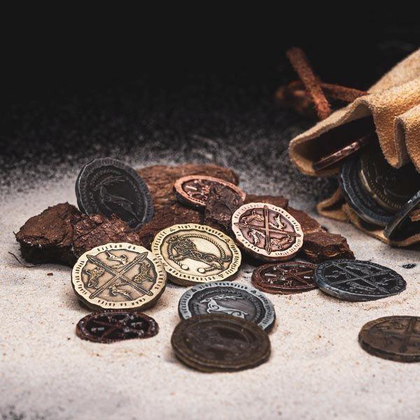 LARP Münzen Set Kelten