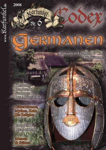 Karfunkel Codex Nr. 6 Die Germanen